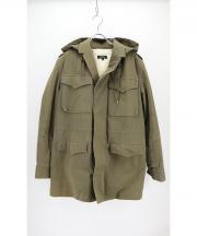 A.P.C.(アーペーセー)の古着「ボアライナージャケット」