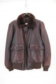 AVIREX(アヴィレックス)の古着「G-1レザージャケット」