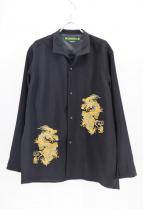 SASQUATCHfabrix.(サスクワッチ ファブリックス)の古着「刺繍シャツ」