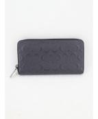 COACH(コーチ)の古着「ラウンドファスナー財布」