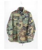 STUSSY×ALPHA(ステューシー×アルファ)の古着「M65ジャケット」