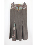 Jean Paul GAULTIER(ジャンポールゴルチエ)の古着「切替スカート」