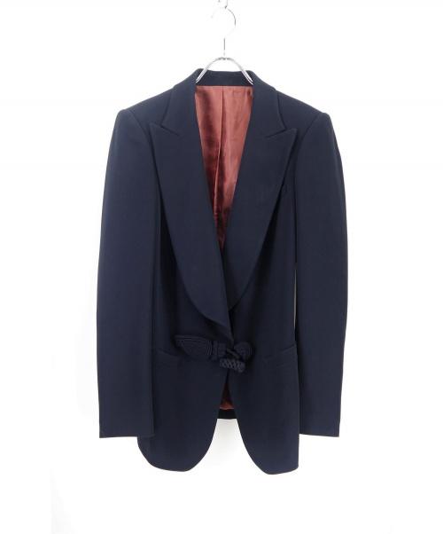 Jean Paul GAULTIER(ジャンポールゴルチエ)Jean Paul GAULTIER (ジャンポールゴルチェ) テーラードジャケット ブラック サイズ:40の古着・服飾アイテム