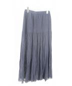 ISSEY MIYAKE(イッセイミヤケ)の古着「リネンスカート」
