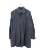 J.PRESS(ジェイプレス)の古着「ライナー付ステンカラーコート」|ブラック