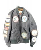 AVIREX(アヴィレックス)の古着「L-2 ツアージャケット」