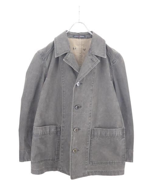 GAULTIER HOMME(ゴルティエオム)GAULTIER HOMME (ゴルティエオム) カバーオール ブラック サイズ:46の古着・服飾アイテム