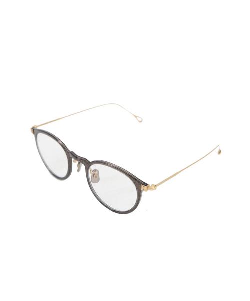 EYEVAN 7285(アイヴァン7285)EYEVAN 7285 (アイヴァン7285) 眼鏡 ゴールド 46□22-145の古着・服飾アイテム