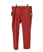 ENTRE AMIS(アントレアミ)の古着「カラーパンツ」|レッド