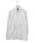 Bagutta(バグッタ)の古着「ブザムシャツ」|ホワイト
