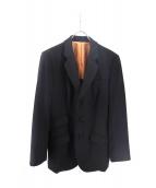 Jean Paul GAULTIER FEMME(ジャンポールゴルチエフェム)の古着「テーラードジャケット」|ブラック