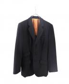 Jean Paul Gaultier FEMME(ジャンポールゴルチェ フェム)の古着「テーラードジャケット」|ブラック