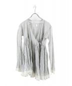 dosa(ドーサ)の古着「ラバリジャケット」|サックスブルー