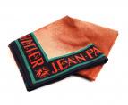 Jean Paul GAULTIER(ジャンポールゴルチェ)の古着「大判ストール」|ネイビー