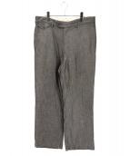 Engineered Garments(エンジニアードガーメンツ)の古着「シャンブレーパンツ」|グレー