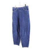 TOGA PULLA(トーガ プルラ)の古着「デニムパンツ」|ブルー