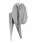 BOGLIOLI(ボリオリ)の古着「セットアップスーツ」|グレー
