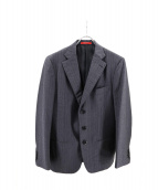 ISAIA(イザイア)の古着「テーラードジャケット」|グレー