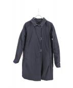 ANTIPAST(アンティパスト)の古着「リバーシブルコート」|ブラック