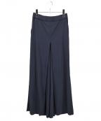 styling/ kei shirahata(スタイリング / ケイ シラハタ)の古着「ボックスタックパンツ」 ネイビー