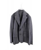 KAPTAIN SUNSHINE(キャプテンサンシャイン)の古着「トラベラージャケット」|ブラック