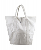 Ron Herman(ロンハーマン)の古着「キャンバストートバッグ」|ホワイト