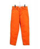 LANDLORD(ランドロード)の古着「ナイロンパンツ」 オレンジ