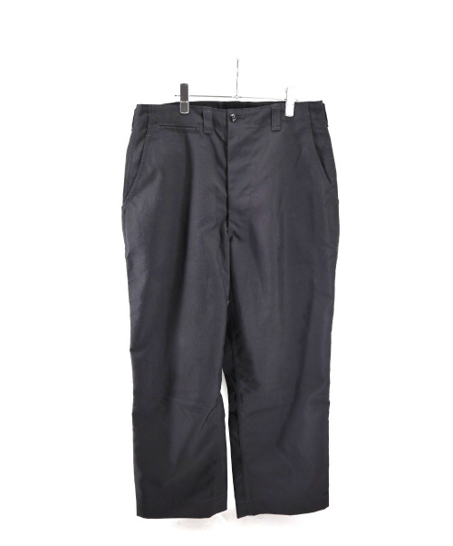 TUKI(ツキ)TUKI (ツキ) フィールドトラウザースパンツ ブラック サイズ:3の古着・服飾アイテム