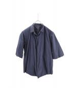 TEATORA(テアトラ)の古着「ウォレットシャツ」|グレー