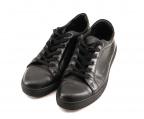 Pantofola dOro(パントフォラドーロ)の古着「レザースニーカー」|ブラック