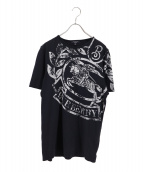 BURBERRY LONDON(バーバリーロンドン)の古着「Tシャツ」|ネイビー