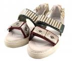 TOGA PULLA(トーガ プルラ)の古着「別注メタルストラップスニーカーサンダル」|ホワイト