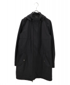 LAUTRE AMONT(ロートレアモン)の古着「ロングマウンテンパーカー」 ブラック