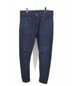 G-STAR RAW(ジースターロウ)の古着「Type C 3D Super Slim Jeans」|インディゴ