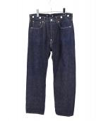 LEVIS VINTAGE CLOTHING(リーバイス ヴィンテージ クロージング)の古着「1922'S 501XX 復刻デニムパンツ」|インディゴ