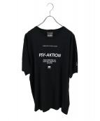PAM(ファム)の古着「プリントTEE」|ブラック