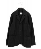 ()の古着「VILLEFRANCHE JACKET」 ブラック