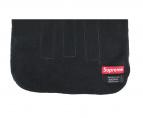 Supreme(シュプリーム)の古着「Polartec Logo Scarf」|ブラック