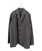 WORKERS&CO(ワーカーズ&コー)の古着「3Bジャケット」|グレー