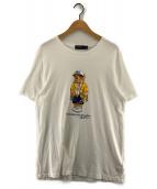 ()の古着「ポロベアーTシャツ」|ホワイト