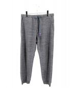THE NORTHFACE PURPLELABEL(ザノースフェイスパープルレーベル)の古着「COOLMAX Mountain Sweat Pants」 グレー