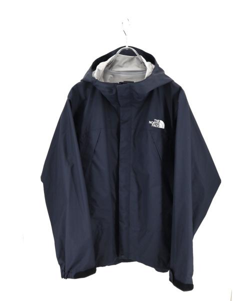THE NORTH FACE(ザノースフェイス)THE NORTH FACE (ザノースフェイス) マウンテンレインテックスジャケット ブラック サイズ:Mの古着・服飾アイテム