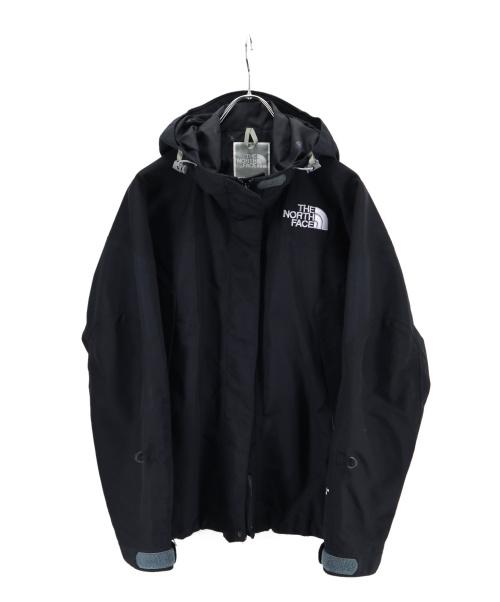 THE NORTH FACE(ザノースフェイス)THE NORTH FACE (ザノースフェイス) マウンテンジャケット ブラック サイズ:Lの古着・服飾アイテム