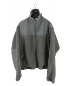 KENYON(ケニヨン)の古着「フリースジャケット」|グレー
