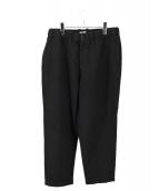 GAIJIN MADE(ガイジンメイド)の古着「刺し子パンツ」|ブラック