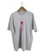 Supreme(シュプリーム)の古着「Tシャツ super cream tee 19FW」|グレー
