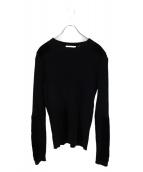 HELMUT LANG(ヘルムートラング)の古着「コマンドセーター」|ブラック