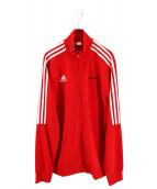 adidas×Gosha Rubchinskiy(アディダス×ゴーシャラブチンスキー)の古着「トラックジャケット」|レッド