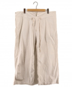 KAPITAL()の古着「袴パンツ はかまパンツ」|ベージュ