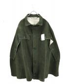 PUEBCO(プエブコ)の古着「ミリタリーポンチョ」|グリーン